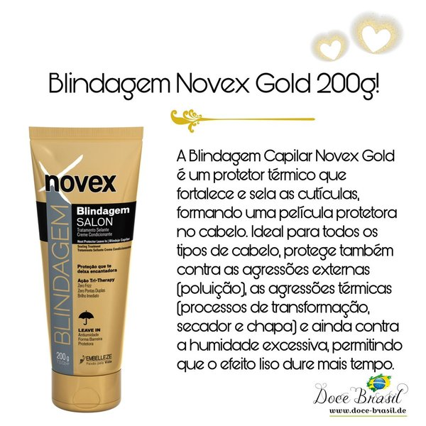 Blindagem Gold 200g