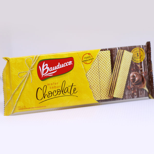 Wafer Chocolate Bauducco