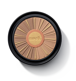 MAKE B SUN HIT PO COMPACTO BRONZER MEDIUM TAN 28g