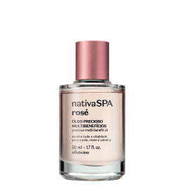 NSPA OLEO MULTIBENEFICIOS ROSÉ 50ML